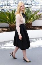 Elle Fanning odsłoniła zaniedbane stopy