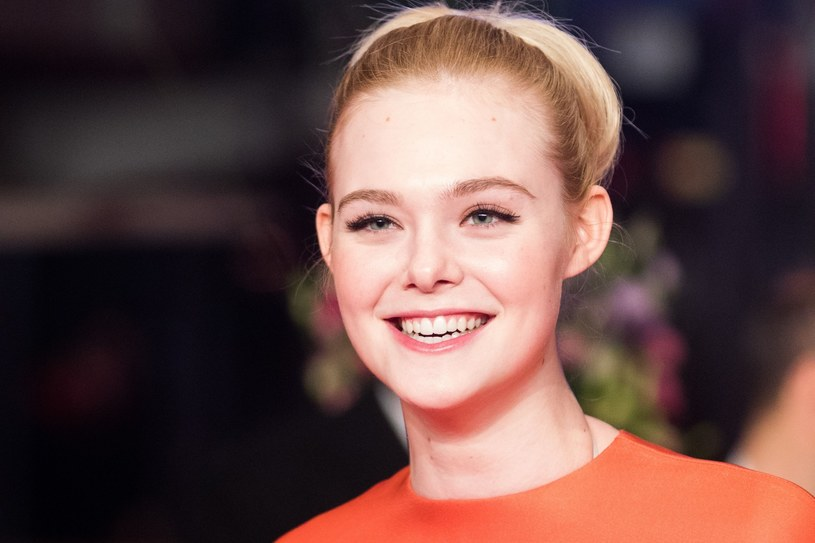Elle Fanning /GUILLAUME COLLET/SIPA /East News