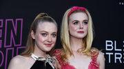 Elle i Dakota Fanning jako filmowe siostry