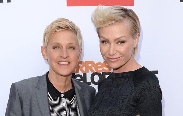 Ellen DeGeneres chce adoptować dziecko /Jason Merritt /Getty Images