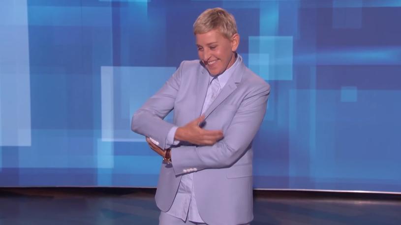 Ellen DeGeneres opowiedziała o Archiem /Ferrari Press /East News