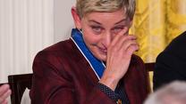 Ellen DeGeneres przerwała milczenie. Dziennikarka przeprosiła