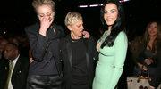 Ellen DeGeneres zapomniała o byłym mężu Katy Perry