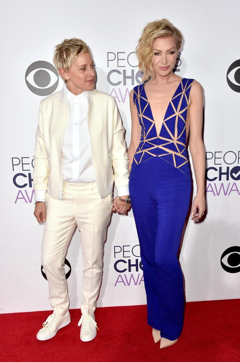 Ellen i Portia /- /Getty Images