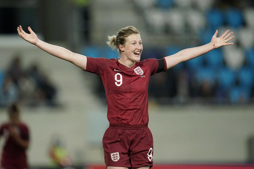 Ellen White w meczu z Luksemburgiem zdobyła dwie bramki /Gerry Schmit via www.imago-images.de/Imago Sport and News/East N /East News