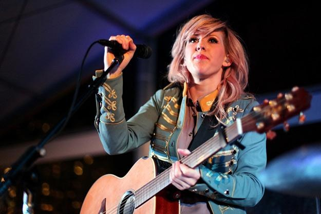 Ellie Goulding czuje się zaszczycona propozycją - fot. Max Morse /Getty Images/Flash Press Media