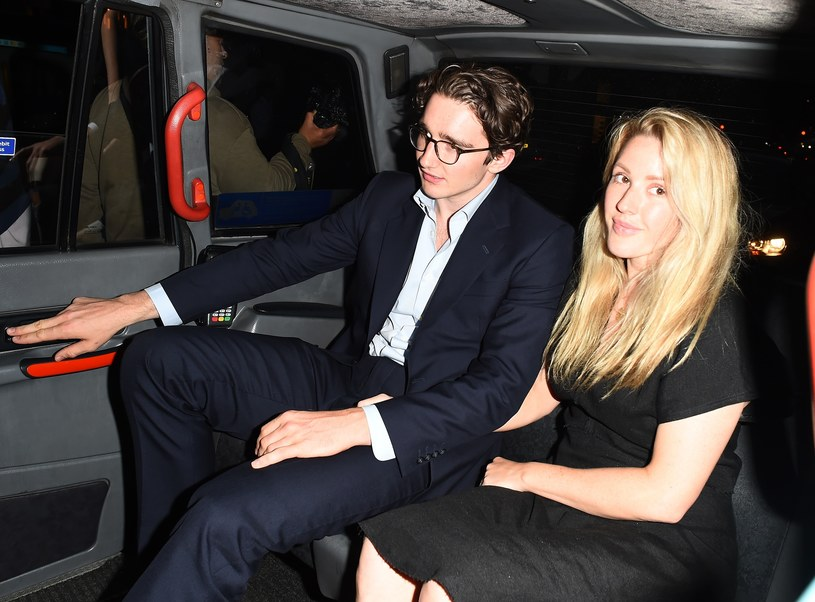 Ellie Goulding i Caspar Jopling /Splash News /East News