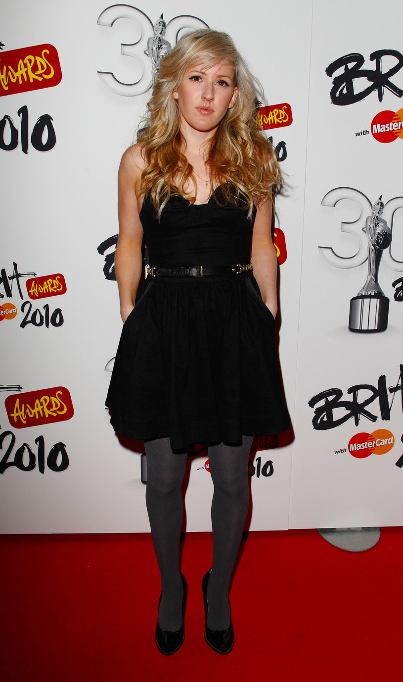 Ellie Goulding na początku kariery /Mike Marsland /Getty Images