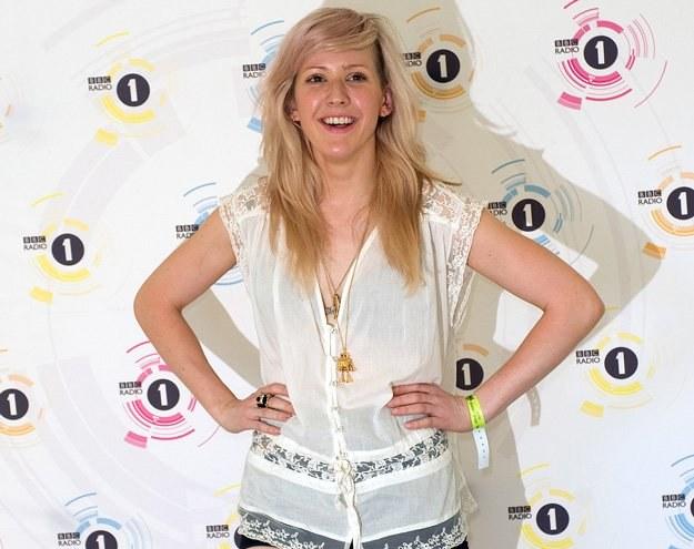 Ellie Goulding to nadzieja brytyjskiej sceny muzycznej - fot. Samir Hussein /Getty Images/Flash Press Media
