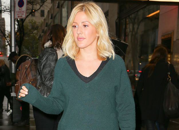 Ellie Goulding /Felipe Ramales / Splash News /East News