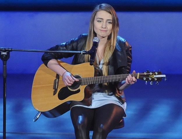 """Ellie podczas castingu do """"Must Be The Music"""" /Polsat"""