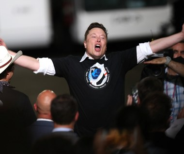Elon Musk kupił bilet na podróż w kosmos z Virgin Galactic