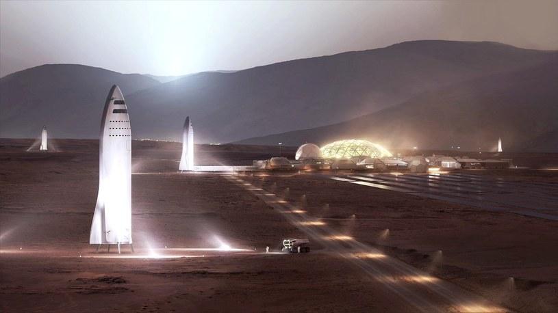 Elon Musk ujawnił ceny biletów na podróż na Marsa. Zapowiada się całkiem ciekawie /Geekweek