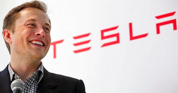 Elon Musk - właściciel firmy Tesla /materiały prasowe