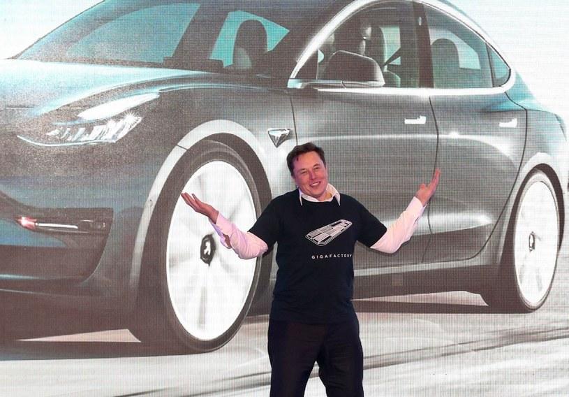 Elon Musk /AFP