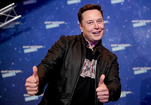 Elon Musk /Britta Pedersen / POOL /PAP/EPA