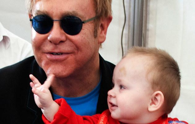 Elton John  /Agencja FORUM