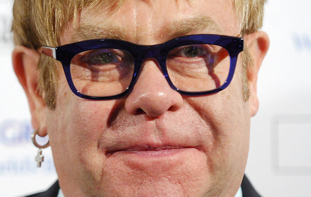 Elton John  /Ben Pruchnie /Getty Images