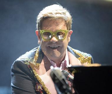 Elton John: Byłem przykuty do łóżka