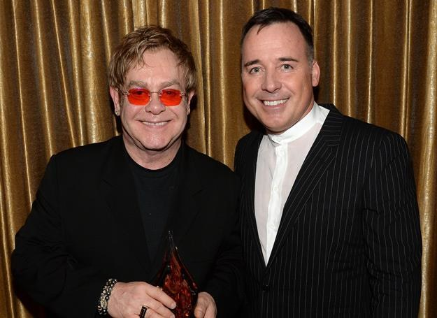 Elton John chce spędzać więcej czasu z Davidem Furnishem i synami - fot. Jason Merritt /Getty Images/Flash Press Media