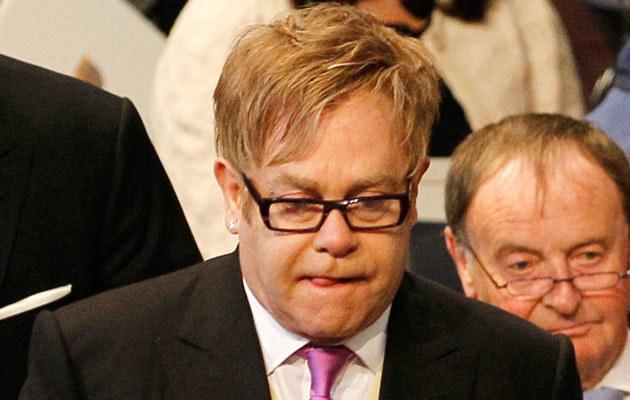 Elton John, fot. WPA Pool  /Getty Images/Flash Press Media