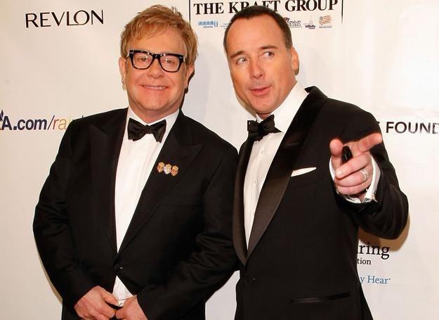 Elton John i David Furnish zostali rodzicami - fot. Jemal Countess /Getty Images/Flash Press Media