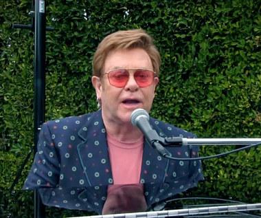 Elton John: Komunikator uratował mu życie. Dzięki niemu nie sięga po alkohol