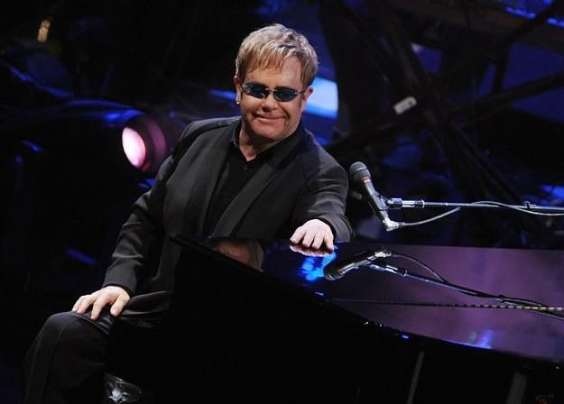 Elton John otwiera kolejny rozdział swojej bogatej kariery - fot. Slaven Vlasic /Getty Images/Flash Press Media