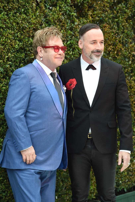 Elton John skrytykował duet Dolce&Gabbana za te słowa /Jamie McCarthy /Getty Images