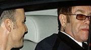 Elton John: Ślub w grudniu