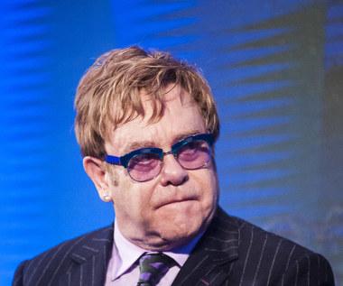 Elton John: Telefon od Putina był żartem?
