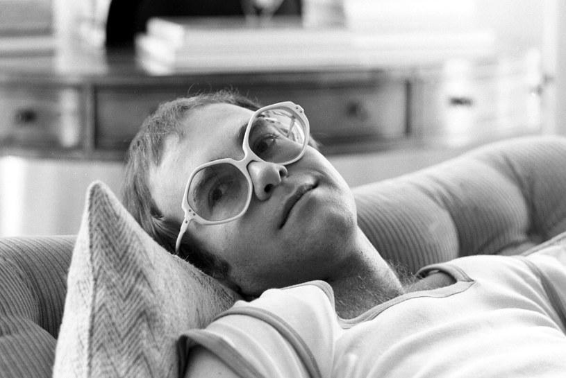Elton John w 1973 roku /REX/Shutterstock /East News