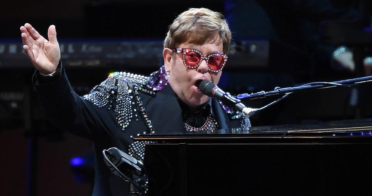 Elton John wśród gwiazd, które wystąpią na oscarowej gali!