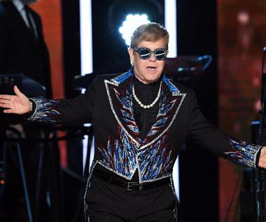 Elton John został uderzony na koncercie