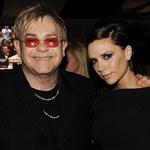 Elton John życzy Beckhamom córki