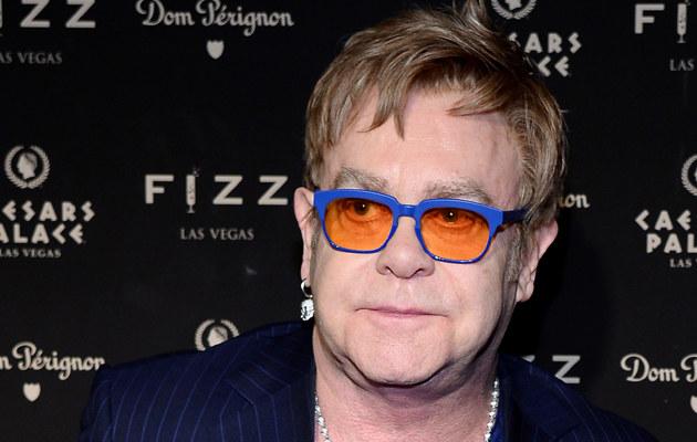 Elton John /Ethan Miller /Getty Images