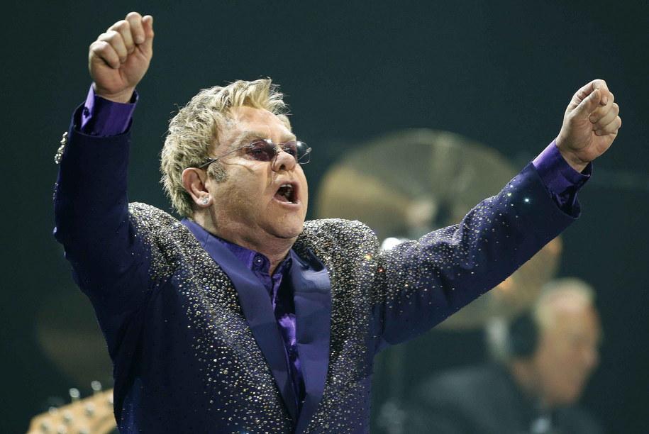 Elton John / ANDREU DALMAU   EFE /PAP/EPA