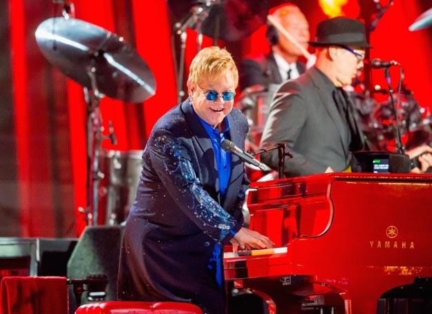 Elton John /VIPix / Splash News /East News