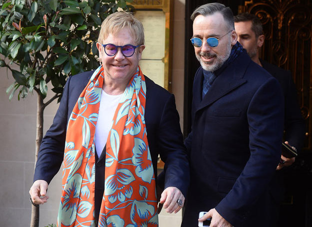 Elton John /TGB / Warner / Splash News /East News