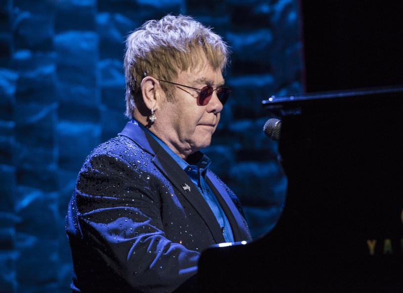 Elton John /Getty Images