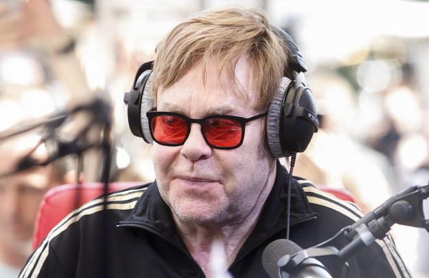 Elton John /STEPAN FRANKO /PAP/EPA