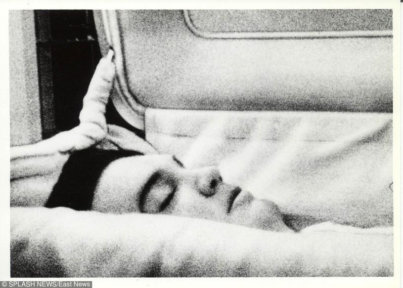 """Elvis Presley nie zdążył obejrzeć """"Gwiezdnych Wojen""""... /Splashnews /East News"""
