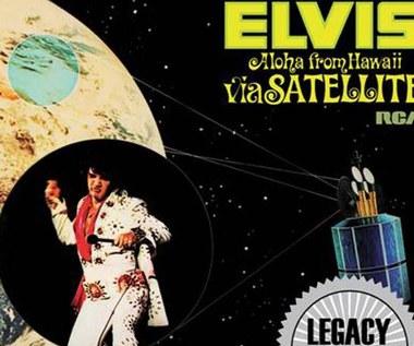 """Elvis Presley w złotej koronie: """"Aloha z Hawajów"""""""