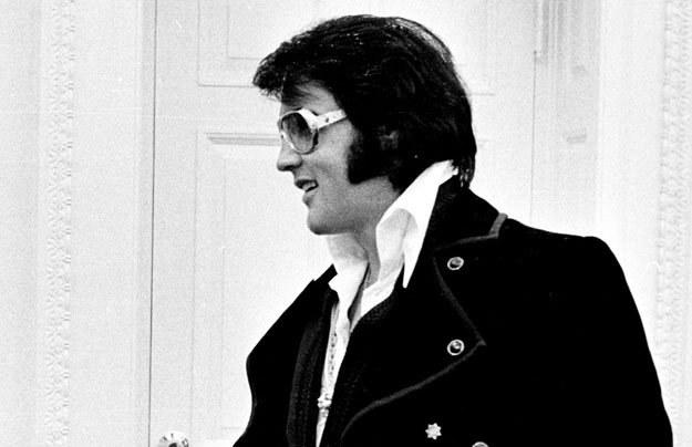 Elvis Presley wstydził się problemów zdrowotnych fot. National Archives /Getty Images/Flash Press Media