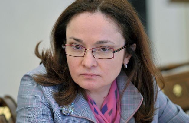 Elwira Nabiullina, szefowa Banku Rosji /AFP