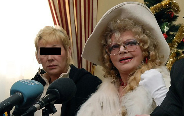 Elżbieta B. i Violetta Villas /Poloch /Reporter