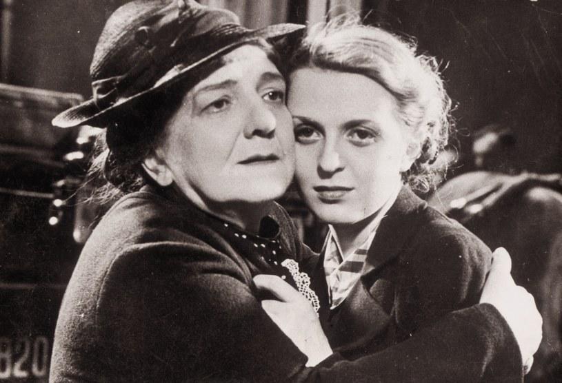 Elżbieta Barszczewska i Stanisława Wysocka /AKPA