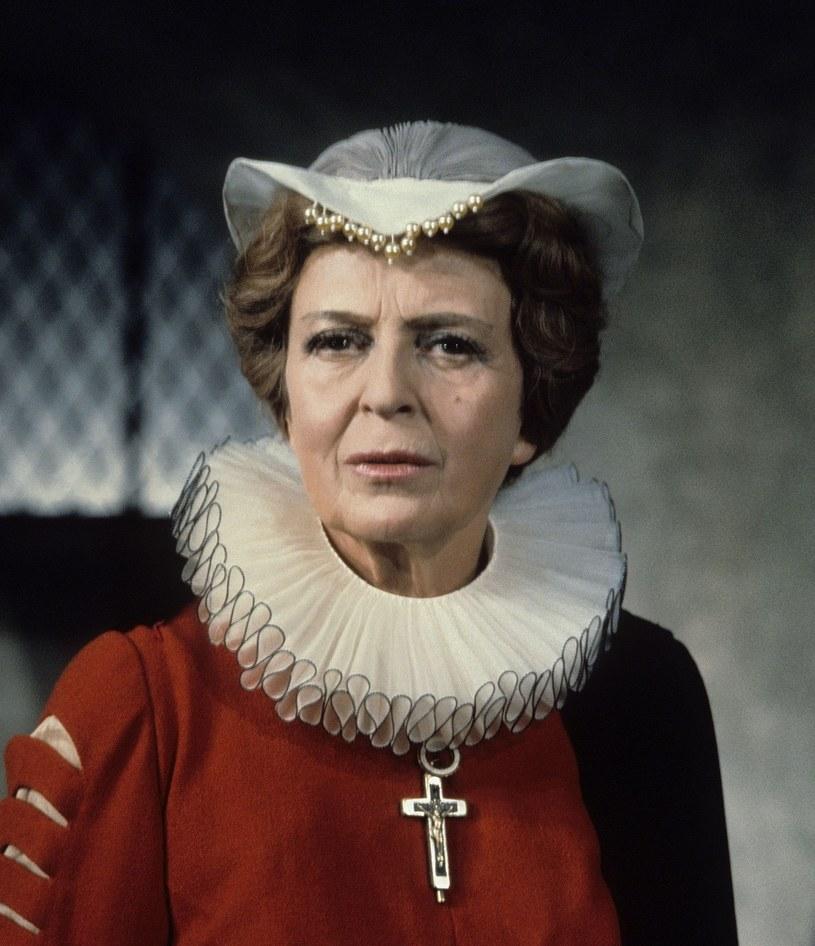 Elzbieta Barszczewska w roku 1976, fot. Romuald Pieńkowski /East News
