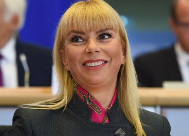 """Elżbieta Bieńkowska: """"Ale jaja, ale jaja"""" /AFP"""