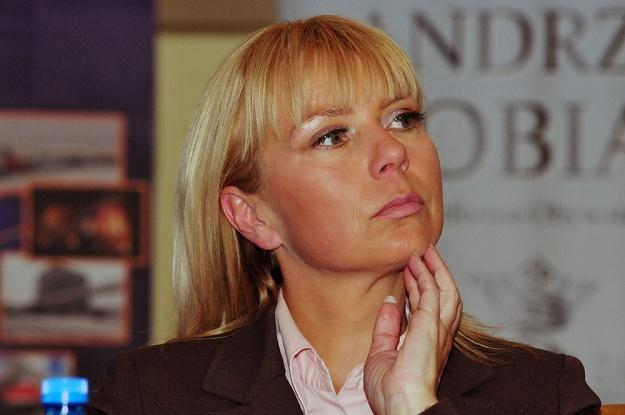 Elżbieta Bieńkowska /fot. Paweł Skraba /Reporter